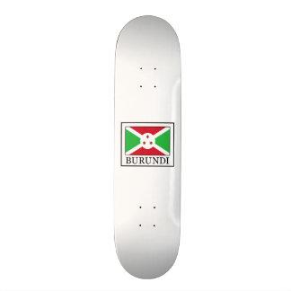Burundi Personalisiertes Skateboard