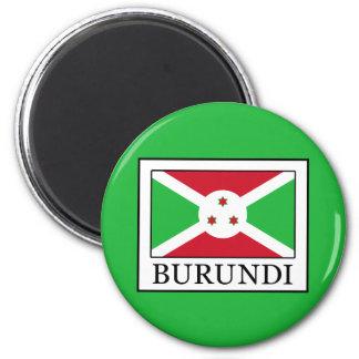 Burundi Runder Magnet 5,1 Cm