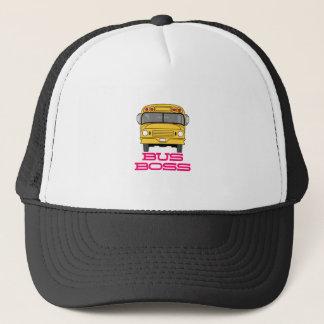Bus-Chef Truckerkappe