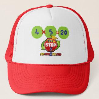 Bus-Halt 2 Bus-Halt pädagogische Kleidung Truckerkappe