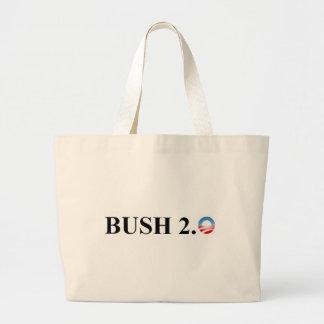 BUSH 2,0 LEINENTASCHE