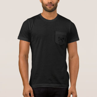 Bushcraft axes pocket shirt (simple)