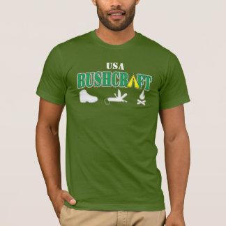 bushcraft Logo-Namet-shirt 2 T-Shirt
