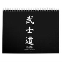 """Bushido "" Kalender"