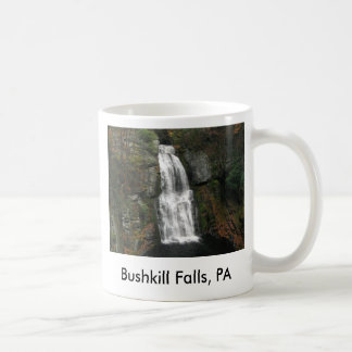 Bushkill Fälle, PA Kaffeetasse