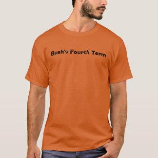 Bushs vierter Ausdruck T-Shirt