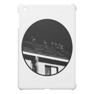 Bussarde O Schwarz-weiß die MUSEUM Zazzle Hüllen Für iPad Mini