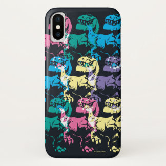 Butch-FarbBriefmarke iPhone X Hülle