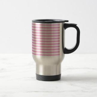 Butike Stripes Rosa - Reisebecher