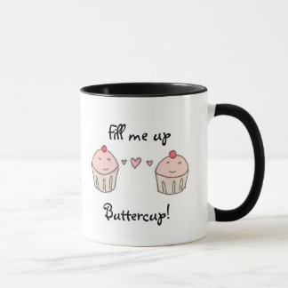 Butterblume! Tasse
