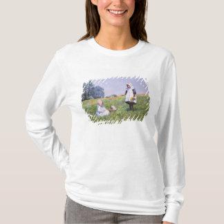 Butterblumeen und Gänseblümchen T-Shirt