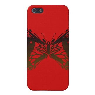 Butterfly_Eyes iPhone 5 Etui