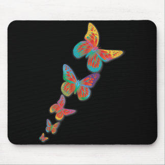 Butterflys Mousepad