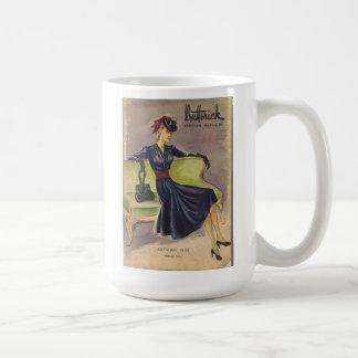 Butterick Dame Classic White Mug Kaffeetasse