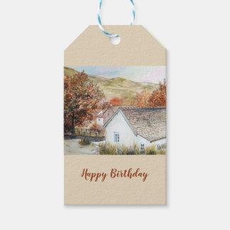 Buttermere Dorf, See-Bezirk, England Geschenkanhänger