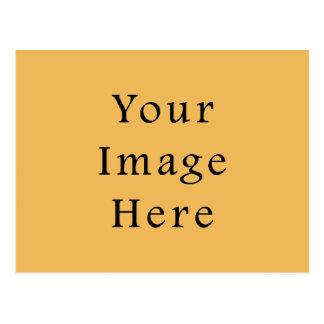 Buttertoffee-Karamell-Gelb-FarbTrend-Schablone Postkarte