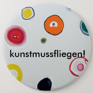 "Button ""kunstmussfliegen"""