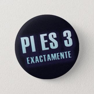 Button Pi ist 3 exakt