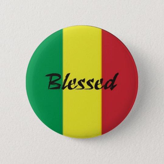 Button Rastafari-Segen