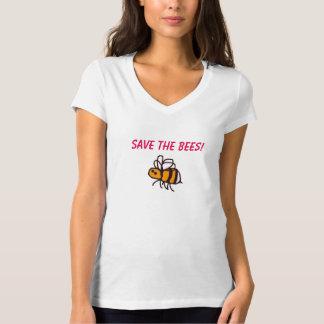 BuzzAboutBees retten den Bienen den T - Shirt der