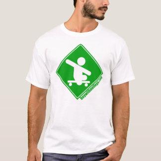 BWOL Logo - Grün T-Shirt