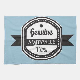 bX - Hometown-Reihe - Amityville Handtuch