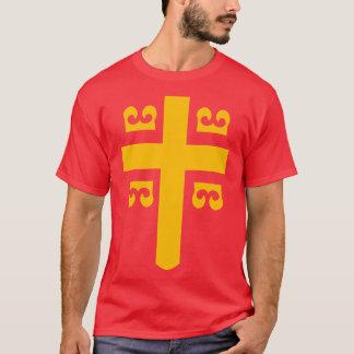 Byzantinische Flagge T-Shirt