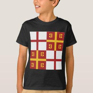 Byzantinisches Reich-Flagge T-Shirt