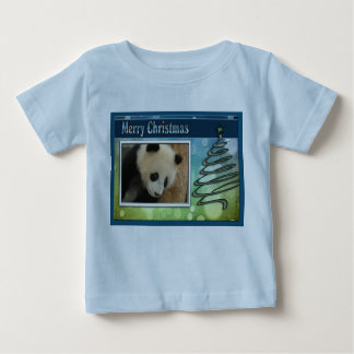 c-2011-panda-0023 baby t-shirt