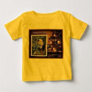 c-2011-panda-0031 baby t-shirt