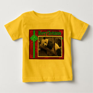 c-2011-panda-0084 baby t-shirt