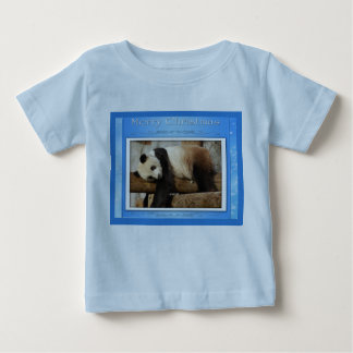 c-2011-panda-0086 baby t-shirt