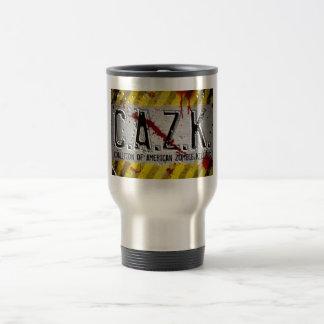 C.A.Z.K. Kaffee Reisebecher
