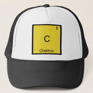 C- Chemie-Element-Symbol-T - Shirt Tschechows Truckerkappe