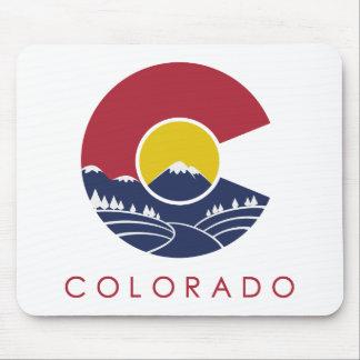C Colorado Mousepad