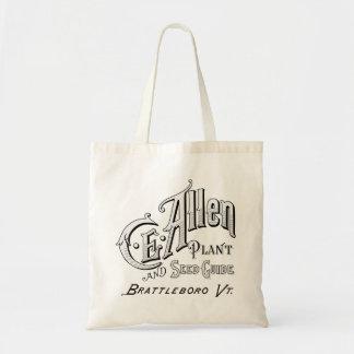 C.E. Allenlogo-Tasche 1894 Tragetasche