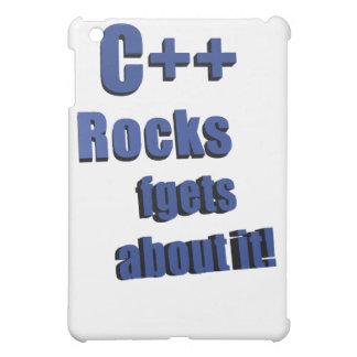 C++ Felsen FGet über es Hüllen Für iPad Mini