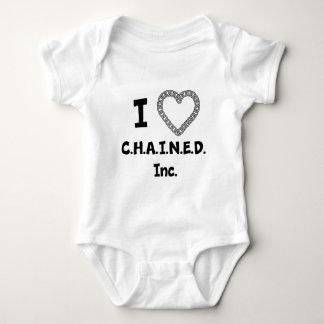 C.H.A.I.N.E.D. Inc. Baby Baby Strampler