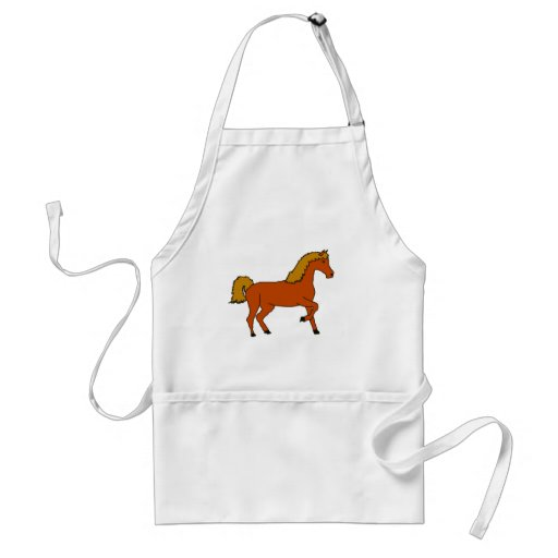 C Horse.jpg Schürze