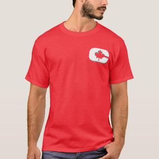 """""""C"""" ist für Kanada T-Shirt"""