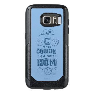 C ist für Plätzchen OtterBox Samsung Galaxy S7 Hülle