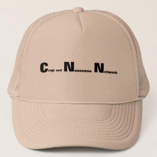 C N N der Mist und das Unsinnsnetz Truckerkappe
