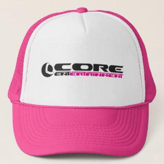 C.O.R.E. Unterhaltungs-Fernlastfahrer-Kappe - Rosa Truckerkappe