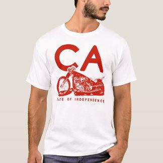 CA - Staat der Unabhängigkeit (klar) T-Shirt