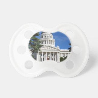 CA-Staats-Hauptstadts-Gebäude - Sacramento Schnuller
