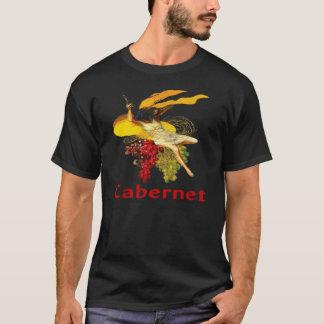 Cabernet-Wein-Mädchen T-Shirt