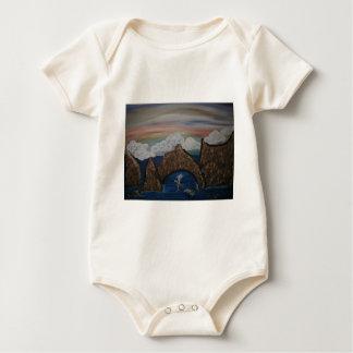 """Cabo San Lucas"" durch Barb Forristall von Baby Strampler"