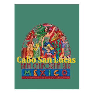 CABO SAN LUCAS Mexiko Postkarte