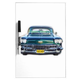 Cadillac 1958 memoboards