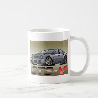 Cadillac CTS_V Kaffeetasse
